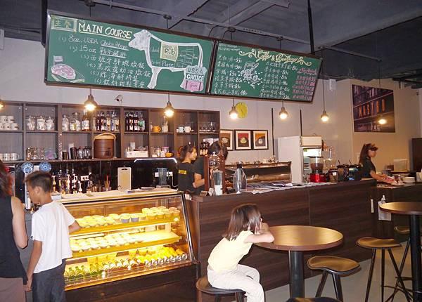 5內湖 美式餐廳 咖啡廳 mastro.JPG