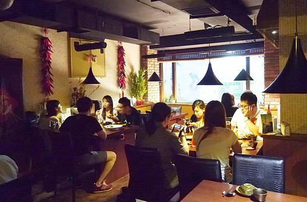2. 韓金館 中山區 林森北路 穿韓服 韓式料理 餐廳 台北.JPG