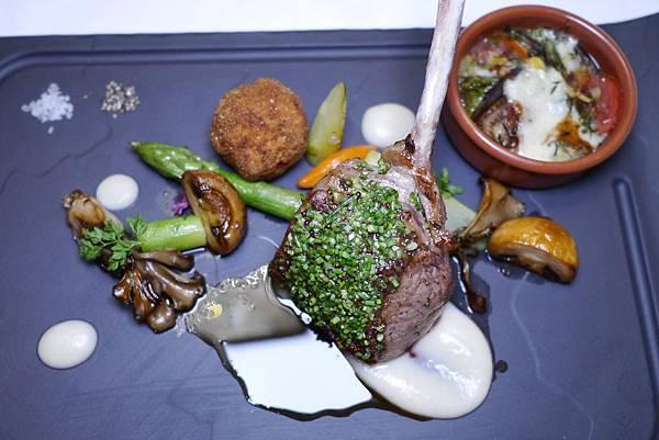48派翠克法式餐廳 大安區 台北 高cp值 正宗法國菜 金牌廚師.JPG