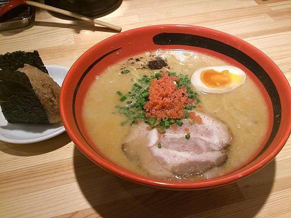 5 來自北海道的一幻拉麵