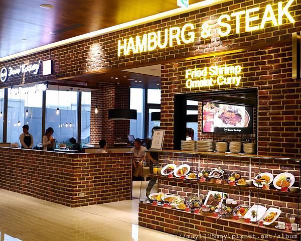01台北 信義區美食 餐廳 Grill Domi Kosugi  日本洋食  漢堡排、沙朗牛排、蛋包飯、歐風咖哩.JPG