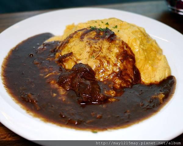 22台北 信義區美食 餐廳 Grill Domi Kosugi  日本洋食  漢堡排、沙朗牛排、蛋包飯、歐風咖哩.JPG