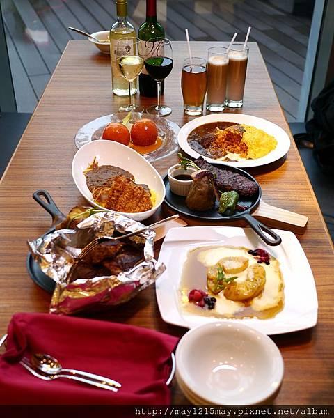 29台北 信義區美食 餐廳 Grill Domi Kosugi  日本洋食  漢堡排、沙朗牛排、蛋包飯、歐風咖哩.JPG