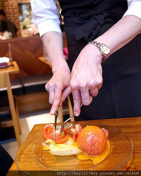 31台北 信義區美食 餐廳 Grill Domi Kosugi  日本洋食  漢堡排、沙朗牛排、蛋包飯、歐風咖哩.JPG