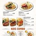 45 台北 信義區美食 微風信義夏威夷風鬆餅 MOKUOLA  菜單