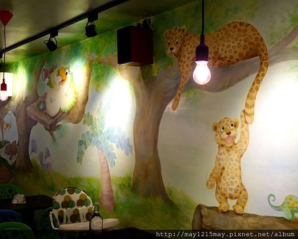 14-3天母 士林 親子餐廳 好吃 美味 hello Jazz 室內沙池 球池.jpg