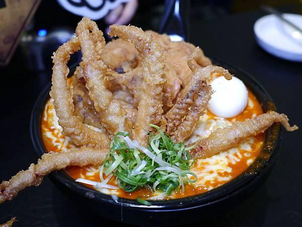 10台北 東區 美食 餐廳  韓國 魷魚大叔 料理 推薦 好吃 捷運國父紀念館站.JPG