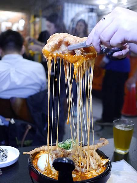 19台北 東區 美食 餐廳  韓國 魷魚大叔 料理 推薦 好吃 捷運國父紀念館站.JPG