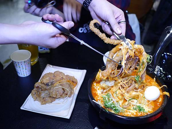23台北 東區 美食 餐廳  韓國 魷魚大叔 料理 推薦 好吃 捷運國父紀念館站.JPG