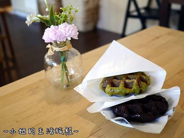 14桃園大溪 WOW鬆餅工房 老阿伯豆干旁 推薦 美食 下午茶.JPG