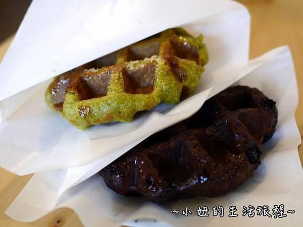 15桃園大溪 WOW鬆餅工房 老阿伯豆干旁 推薦 美食 下午茶.JPG