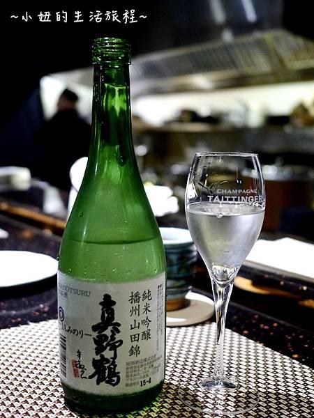 25台北 捷運信義安和 日本料理 私人招待所 看101煙火 餐廳 美食.JPG