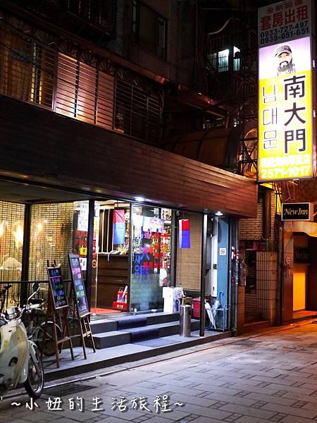 01台北 中山區 林森北路 宵夜 南大門 烤肉 韓式 燒肉 高cp值.JPG
