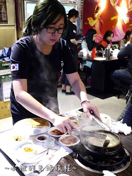 26台北 中山區 林森北路 宵夜 南大門 烤肉 韓式 燒肉 高cp值.JPG