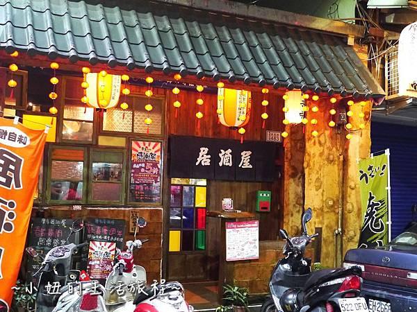 01新北  新莊 居酒屋 摩多 廟街 夜市 酒吧 深夜食堂  推薦 美食 串燒 燒烤.jpg