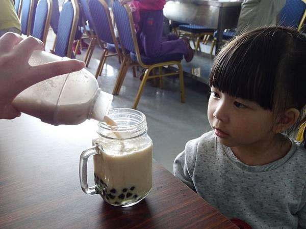 98宜蘭 奇麗灣珍奶觀光工廠 diy 珍珠奶茶 餐廳 價格 菜單 地址 .JPG