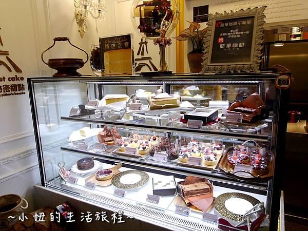 07法國的秘密甜點  安普蕾修起司塔  莎得萊茲 林口三井 outlet 甜點 B1 推薦 必吃.JPG