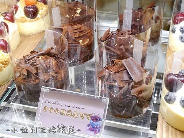 11法國的秘密甜點  安普蕾修起司塔  莎得萊茲 林口三井 outlet 甜點 B1 推薦 必吃.JPG