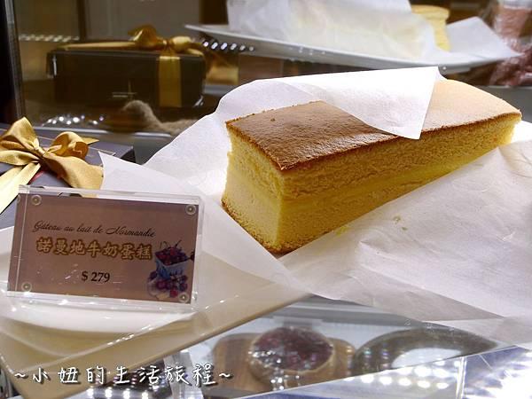 14法國的秘密甜點  安普蕾修起司塔  莎得萊茲 林口三井 outlet 甜點 B1 推薦 必吃.JPG