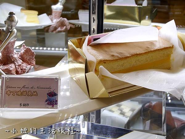 15法國的秘密甜點  安普蕾修起司塔  莎得萊茲 林口三井 outlet 甜點 B1 推薦 必吃.JPG