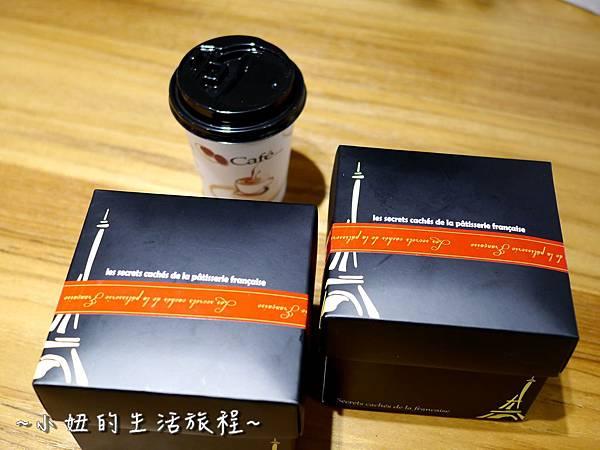25法國的秘密甜點  安普蕾修起司塔  莎得萊茲 林口三井 outlet 甜點 B1 推薦 必吃.JPG