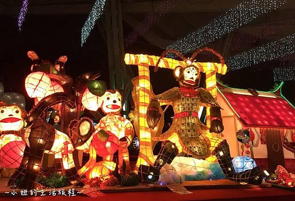 2-2  2016 花博 圓山 花燈 燈會 葫蘆猴 捷運圓山站.jpg