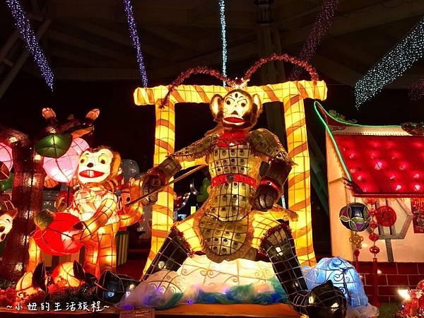 2-2-1 2016 花博 圓山 花燈 燈會 葫蘆猴 捷運圓山站.jpg