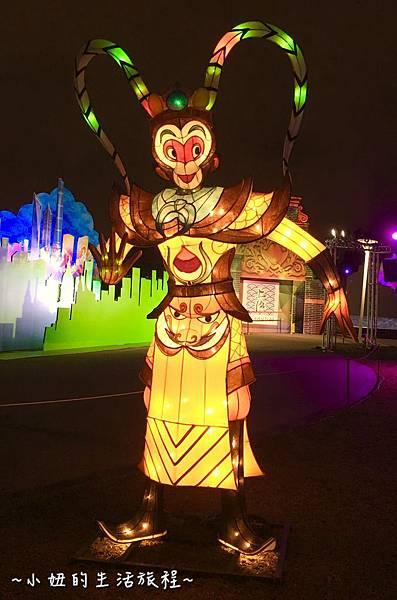 4-3  2016 花博 圓山 花燈 燈會 葫蘆猴 捷運圓山站.jpg