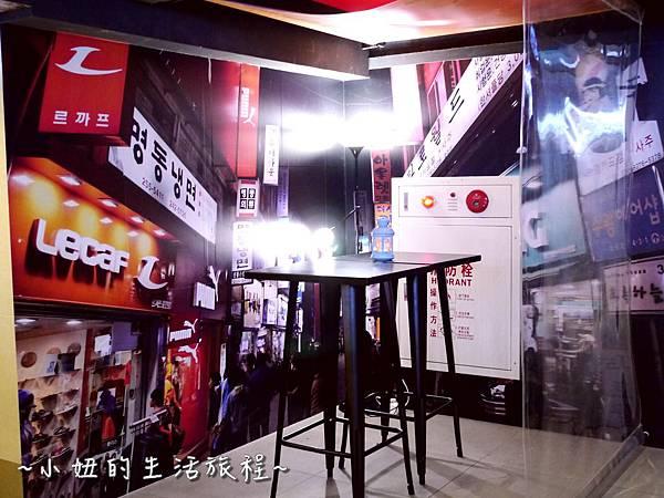 3-1張君布帳馬車  展圓食尚館  台北 韓式 熱炒 捷運 台北車站 韓國菜 餐廳.JPG