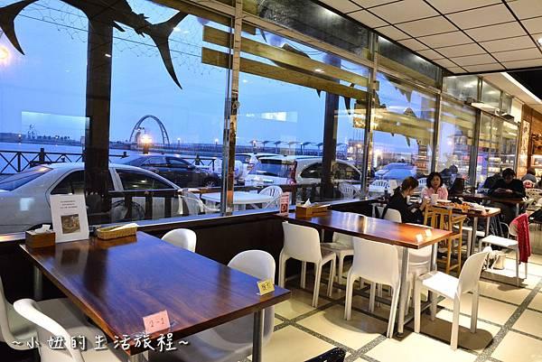 07新竹 南寮漁港 老漁港新海鮮 美式 海鮮餐廳 美食 水桶 推薦.JPG