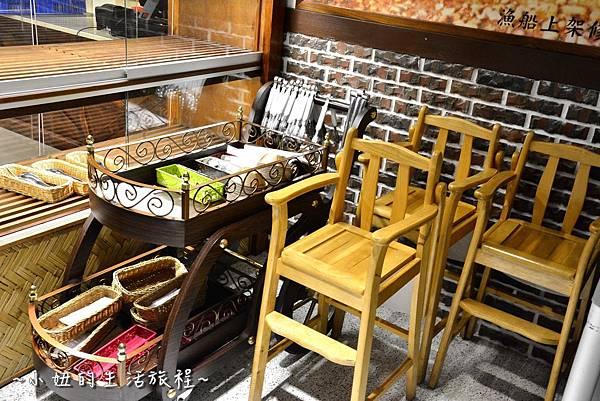 11新竹 南寮漁港 老漁港新海鮮 美式 海鮮餐廳 美食 水桶 推薦.JPG