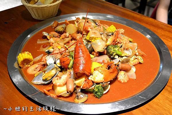 22新竹 南寮漁港 老漁港新海鮮 美式 海鮮餐廳 美食 水桶 推薦.JPG