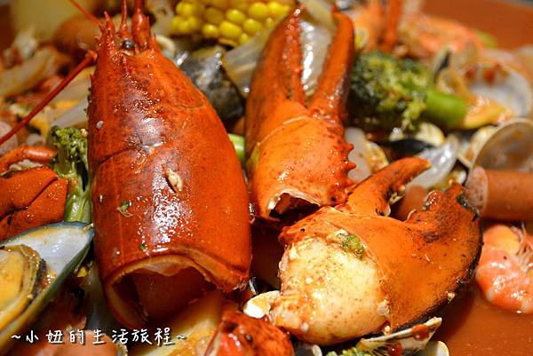 23新竹 南寮漁港 老漁港新海鮮 美式 海鮮餐廳 美食 水桶 推薦.JPG