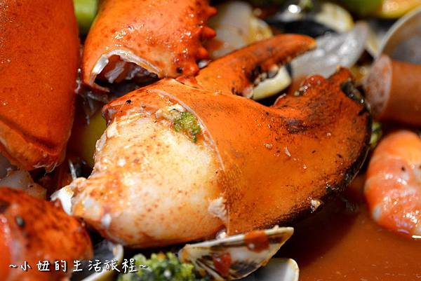 24新竹 南寮漁港 老漁港新海鮮 美式 海鮮餐廳 美食 水桶 推薦.JPG