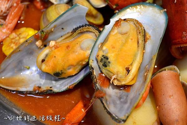 26新竹 南寮漁港 老漁港新海鮮 美式 海鮮餐廳 美食 水桶 推薦.JPG