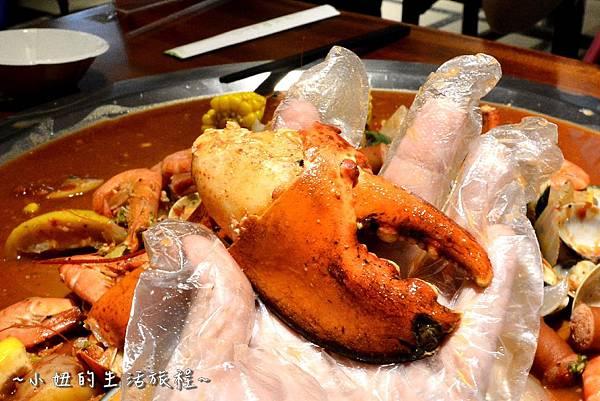 28新竹 南寮漁港 老漁港新海鮮 美式 海鮮餐廳 美食 水桶 推薦.JPG