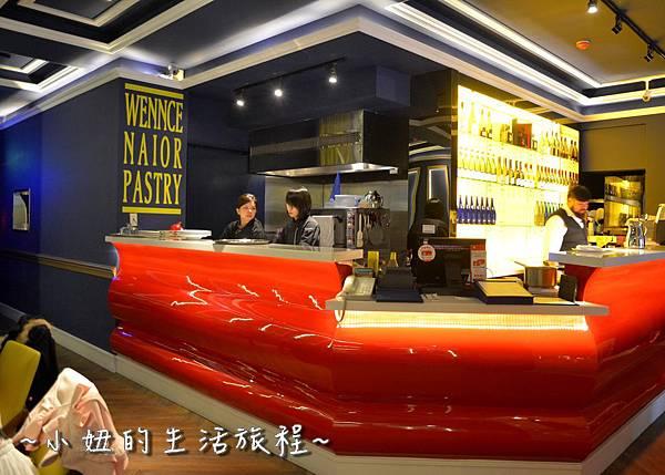 07台北 忠孝東路 忠孝復興站 捷運 西餐廳 乃渥爾 電話亭 提款機 高級 餐廳 推薦 美食 下午茶 甜點.jpg