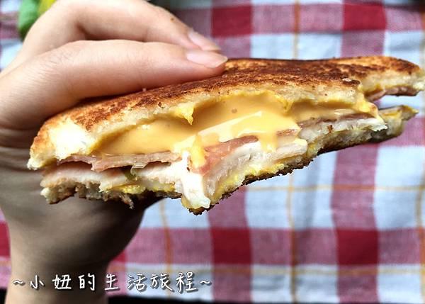 10熱樂煎 爆漿 乳酪  三明治 宅配 網購 半成品 起司古巴三明治.JPG