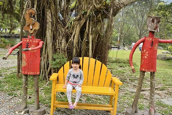 170宜蘭 頭城農場 親子DIY 螢火蟲 推薦 親子旅遊 景點  放天燈 葉拓 窯烤披薩.JPG
