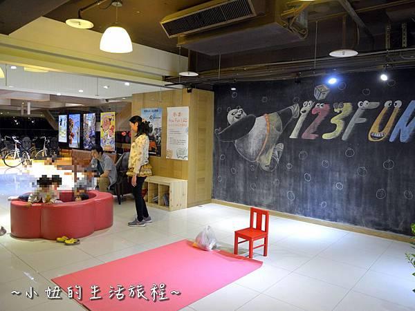 08台北 親子餐廳 123FUN 京華城 DIY 推薦.JPG