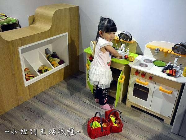 24台北 親子餐廳 123FUN 京華城 DIY 推薦.JPG