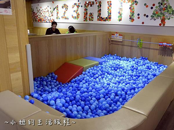 30台北 親子餐廳 123FUN 京華城 DIY 推薦.JPG