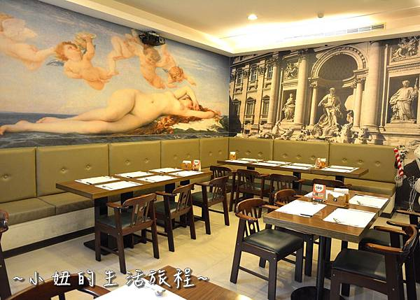 04Venus cafe 桃園 咖啡廳 推薦 義大利麵 燉飯 法式甜點  維納斯.JPG