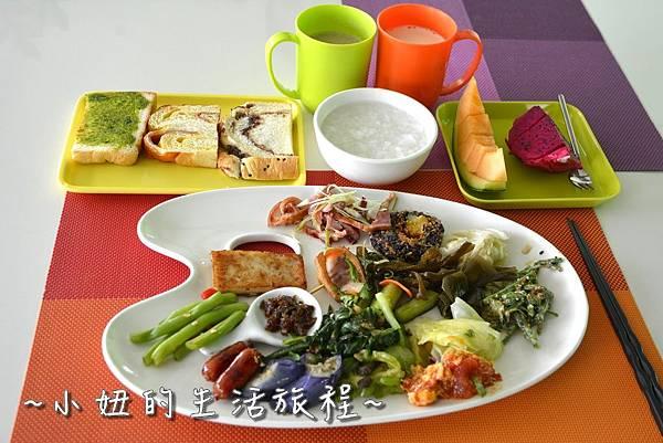62宜蘭民宿推薦 調色盤 高質感 飯店 早餐.jpg