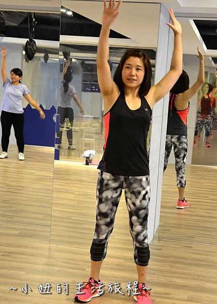 24台北 信義區 大安區 運動中心 大安站 捷運 女性 帶小孩 fit2 有氧 瑜珈 肌耐力.JPG