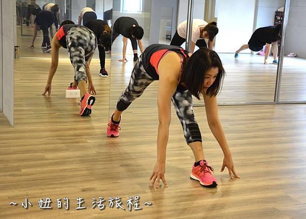 25台北 信義區 大安區 運動中心 大安站 捷運 女性 帶小孩 fit2 有氧 瑜珈 肌耐力.JPG