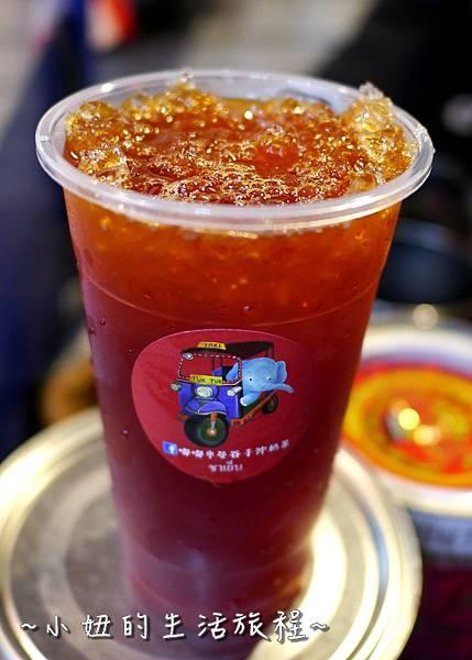 13三重 嘟嘟車 泰式奶茶 推薦 三和夜市 天台 飲料 美食 必喝.JPG