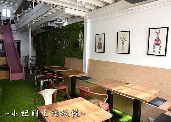 12 OROMO Cafe 北車店 台北 溜滑梯 咖啡館 台北火車站 南陽街 咖啡廳 咖啡店 推薦 親子.JPG