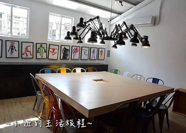 18 OROMO Cafe 北車店 台北 溜滑梯 咖啡館 台北火車站 南陽街 咖啡廳 咖啡店 推薦 親子.JPG