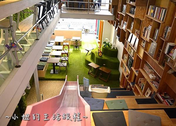 22 OROMO Cafe 北車店 台北 溜滑梯 咖啡館 台北火車站 南陽街 咖啡廳 咖啡店 推薦 親子.JPG